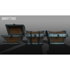 22 14 47 249 one unreal unity 3d treasure chest game art wireframe 1 4