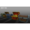 22 54 03 391 unreal unity 3d treasure chest game art all wireframe 1 4