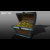 22 54 19 484 unreal unity 3d treasure chest game art treasure 3 4