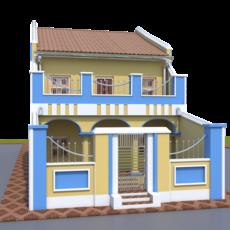 VICTORIAN_HOUSE 3D Model