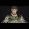 20 06 43 359 male soldier 3d render 4