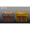 02 42 15 11 unreal unity 3d pirate skull chest game art front 1 4