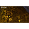 02 42 15 967 unreal unity 3d pirate skull chest game art coins 4