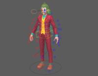 Joker rig 1.0.0 for Maya