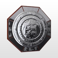 FA Community Charity Shield Trophy 3D Model