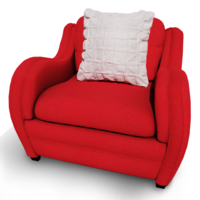 Hipo One Seater Sofa 3D Model