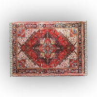 Aladdin Vintage Carpet 3D Model