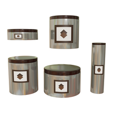Multi Size Metal Container 3D Model