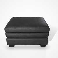 Gleason Chair Ottoman 3D Model