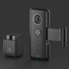 Insta360 ONE X 3D Model