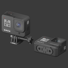 GoPro HERO 8 Black Edition 3D Model