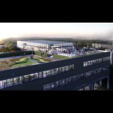 Office buildings 017 3D Model