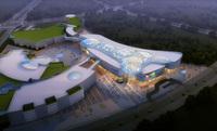 City shopping mall 128 3D Model