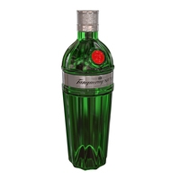 Tanqueray No 10 70cl Bottle 3D Model