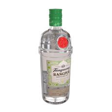 Tanqueray Rangpur 70cl Bottle 3D Model