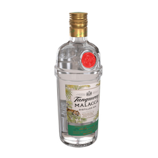 Tanqueray Malacca 70cl Bottle 3D Model