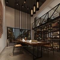 Coffee Kiosk 033 3D Model