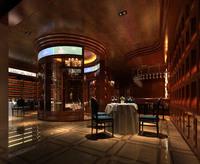 Bar Space 016 3D Model