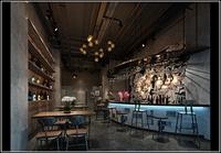 Bar Space 020 3D Model