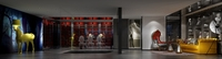 Bar Space 023 3D Model
