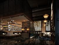 Bar Space 028 3D Model
