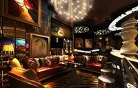 Bar Space 037 3D Model