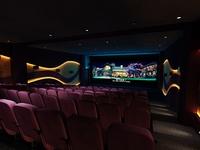 Cinema Space 006 3D Model