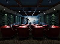 Cinema Space 008 3D Model