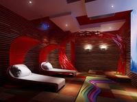 Cinema Space 011 3D Model