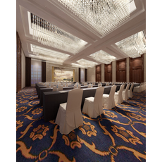 Conference  Space 021 3D Model