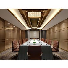 Conference  Space 029 3D Model