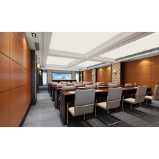 Conference  Space 052 3D Model