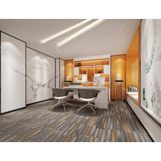 Office Space 025 3D Model