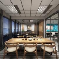 Office Space 026 3D Model