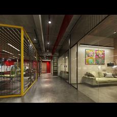 Office Space 029 3D Model
