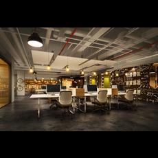 Office Space 049 3D Model