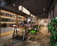 Office Space 057 3D Model