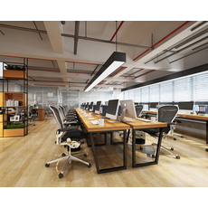 Office Space 059 3D Model