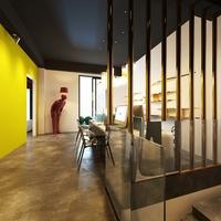 Office Space 062 3D Model