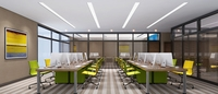 Office Space 064 3D Model