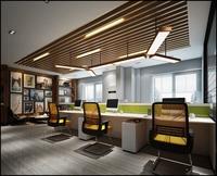 Office Space 068 3D Model