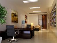 Office Space 090 3D Model