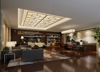 Office Space 093 3D Model