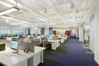 Office Space 107 3D Model