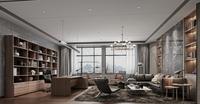 Office Space 110 3D Model