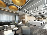 Office Space 111 3D Model