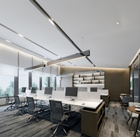 Office Space 112 3D Model