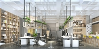 Office Space 118 3D Model