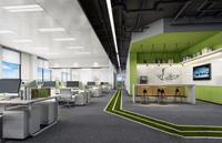 Office Space 130 3D Model