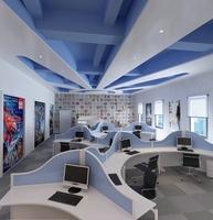 Office Space 133 3D Model